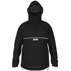 Paramo Mens Velez Adventure Smock Waterproof Jacket (Options: S Black, M Black, L Black, XL Black, XXL Black)