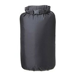 Exped Drybag 8L Lightweight Waterproof Storage Bag 52g (Option: Black)