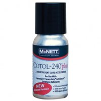 McNett Gear Aid Cotol 240 Plus Urethane Cure Accelerator & Pre-cleaner
