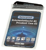 Ortlieb A5 Size Waterproof Transparent Document Case
