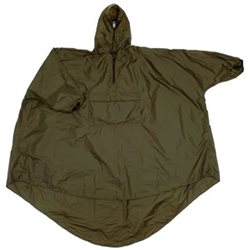 Snugpak Unisex Enhanced Patrol Poncho Waterproof Poncho