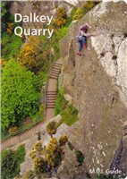 Mountaineering Ireland Dalkey Quarry Book