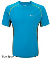 Montane Sonic Short Sleeve T Shirt