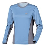 Lowe Alpine Womens Lightweight Dryflo Long Sleeve Crew
