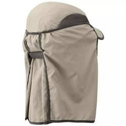 Outdoor Research Unisex Sun Runner UPF 50+ Cap with Removable Cape (Options: M White, XL White)