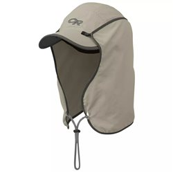 Outdoor Research Unisex Sun Runner UPF 50+ Cap with Removable Cape