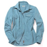 Craghoppers Womens Kiwi Long Sleeve Shirt 2012