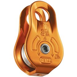Petzl Fixe Lightweight Compact Fixed Side Plates Pulley