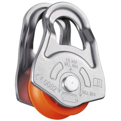 Petzl Oscillante Emergency Swing-sided Side Plates Pulley