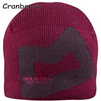 Mountain Equipment Womens Branded Knitted Beanie