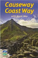 Books/Maps Causeway Coast Way with Moyle Way Book