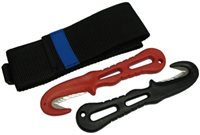 Maniago TS1 Line Cutter Diving Knife