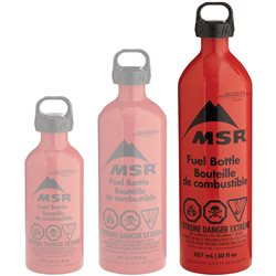 MSR Fuel Bottle 30oz / 887ml Liquid Fuel Stove Replacement
