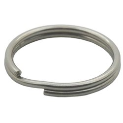 Lumb Brothers Stainless Steel Split Ring
