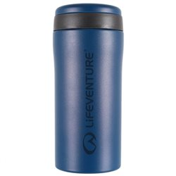 Lifeventure Thermal Mug 300ml Stainless Steel  (Option: Red)