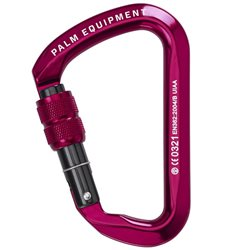 Palm Equipment HMS Screwgate Carabiner