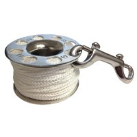 Hollis Finger Spool Stainless Steel 30-45m