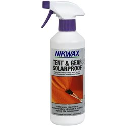 Nikwax Tent & Gear SolarProof 500ml Water Proofer for Synthetic Gear