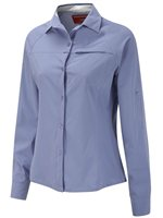 Craghoppers Womens NosiLife Stretch Long Sleeved Shirt