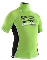 Gul Junior Short Sleeve Rash Guard