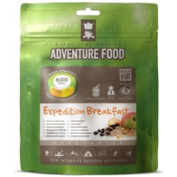 Adventure Food Expedition Breakfast for Intensive Outdoor Activities