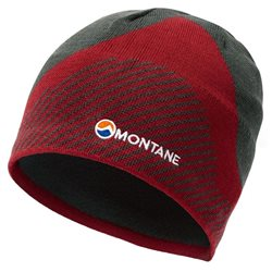 Montane Unisex Logo Beanie  (Option: Shadow)