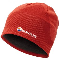 Montane Unisex Logo Beanie  (Option: Firefly Orange)