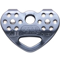 Petzl Tandem Speed P21 SPE Steel Double Pulley