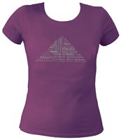Mountain Tees Donard Lexicon Women