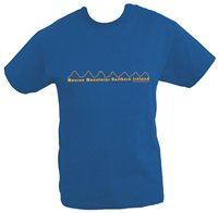 Mountain Tees Mourne Peaks Men