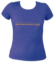 Mountain Tees Mourne Peaks Women