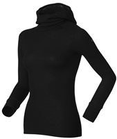 Odlo Womens Warm L/S with Facemask