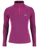 Lowe Alpine Dryflo 150 Zip Top Women -  2014/2015