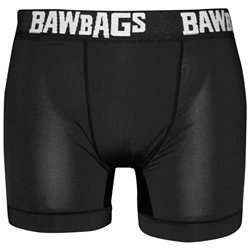 Bawbags Mens Cool De Sacs Underwear - Black