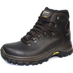 GriSport Unisex Everest Walking / Hiking Boots (Option: EU 38 Brown)