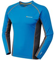 Montane Sonic Long Sleeve T Shirt