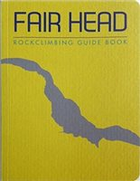 Mountaineering Ireland Fair Head Climbing Guide Book