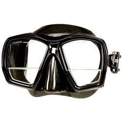 IST Gauge Dive Mask with +1.75 built-in Bifocal Lenses