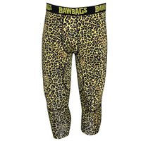 Bawbags Leopard Base Layer Pants