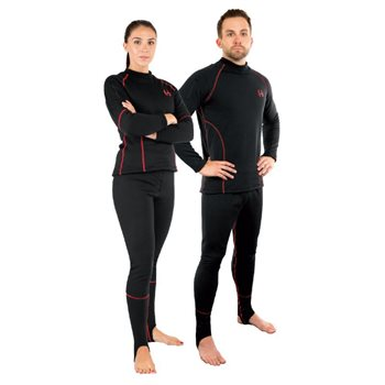 Hollis Unisex AUG 450 Full Thermal Undersuit  - Click to view larger image