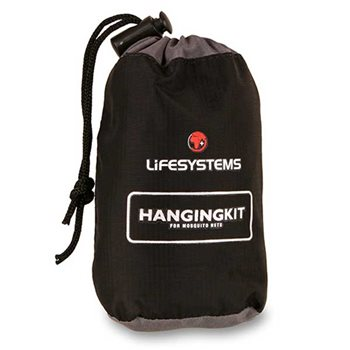 Lifesystems Mosquito Net Hanging Kit  - Click to view larger image