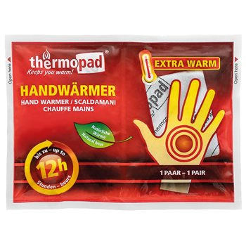 Jackson Sports HotHands Pack of 2 Hand Warmers   - Click to view larger image
