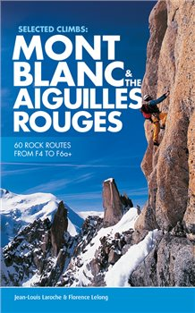 Books/Maps Mont Blanc & the Aiguille Rouges  - Click to view larger image