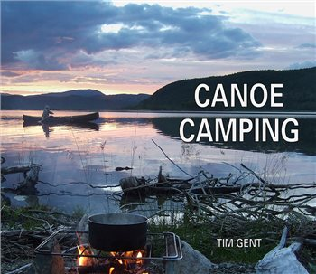 Books/Maps Canoe Camping Book  - Click to view larger image