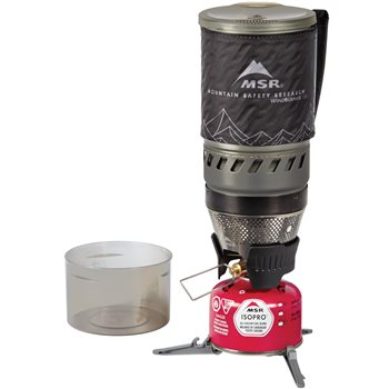 MSR WindBurner 1.0 Personal Stove Integrated System  - Click to view larger image