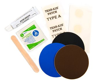 Therm-A-Rest Permanent Home Repair Kit for Sleepmats  - Click to view larger image