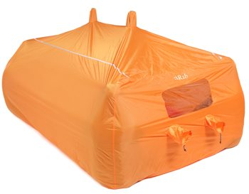 Rab Group Shelter 8-10 Person Bivi Bag  - Click to view larger image