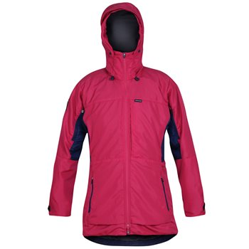 Paramo Womens Alta 3 Waterproof Jacket Cyan-Adriatic