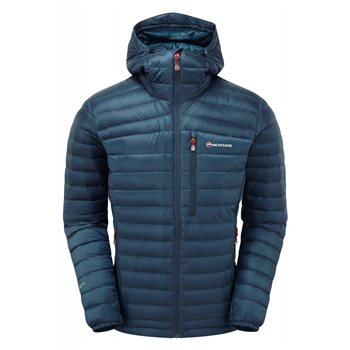 Montane Mens Featherlite Down Insulated Jacket  - Click to view larger image