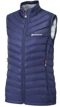 Montane Female Featherlite Down Vest  - Click to view larger image